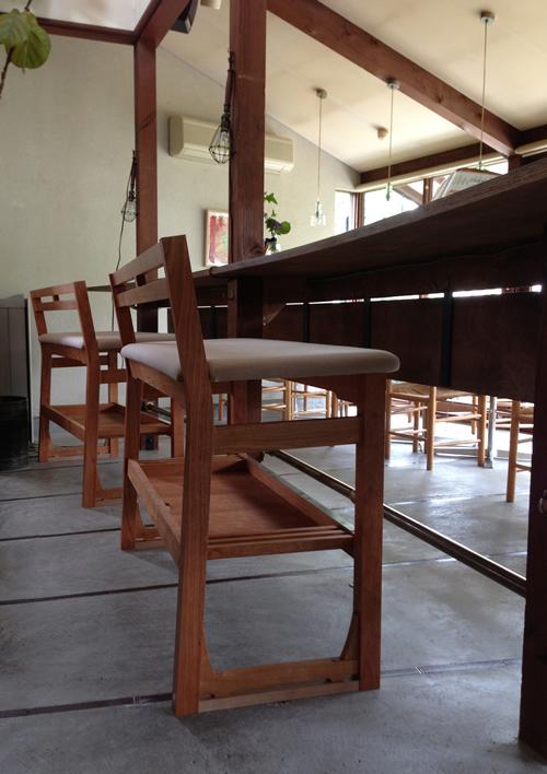 aere cafde bench